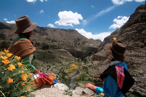 Epic Colca Canyon