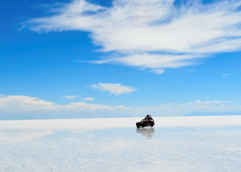 Uyuni Salt Flat & Coloured Lagoons