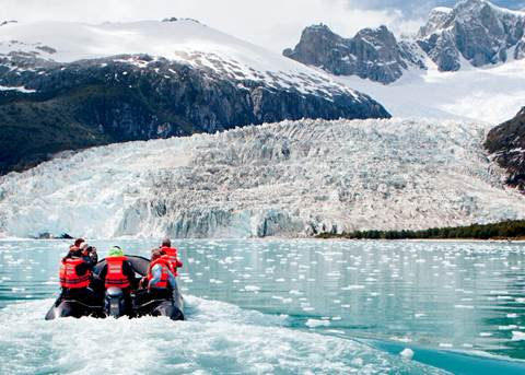 Discover Patagonia on M/V Stella or Ventus
