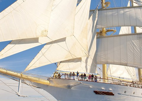 Star Clippers Sailing: Phuket to Singapore