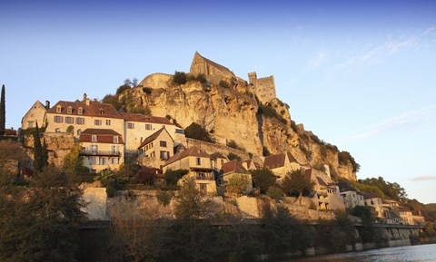 Dordogne Gastronomic Self-Guided Cycling