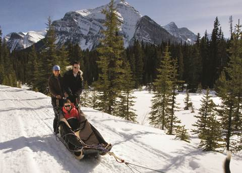 Banff Winter Adventure