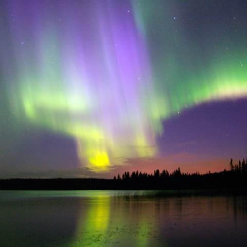 Yukon Northern Lights Canada Adventure World Nz