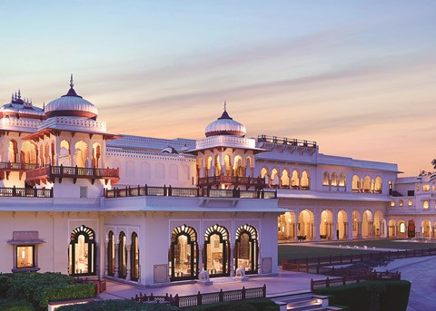 Grand Palaces of Rajasthan