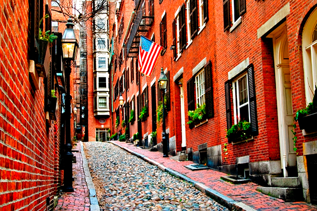 Discovering Boston