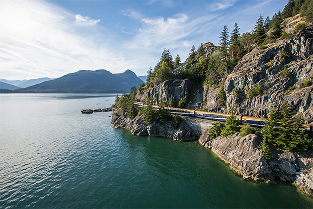 How to tailor-make your Rocky Mountaineer Itinerary