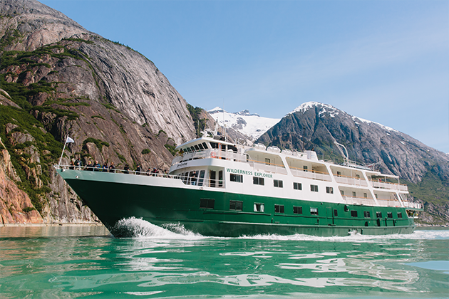 Small Ships, BIG Adventures with UnCruise