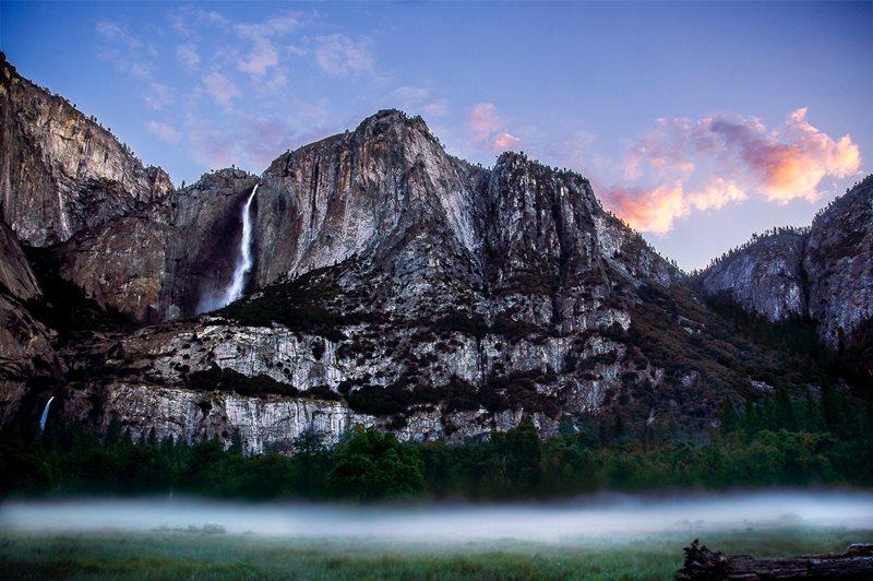 Yosemite: The Range of Light