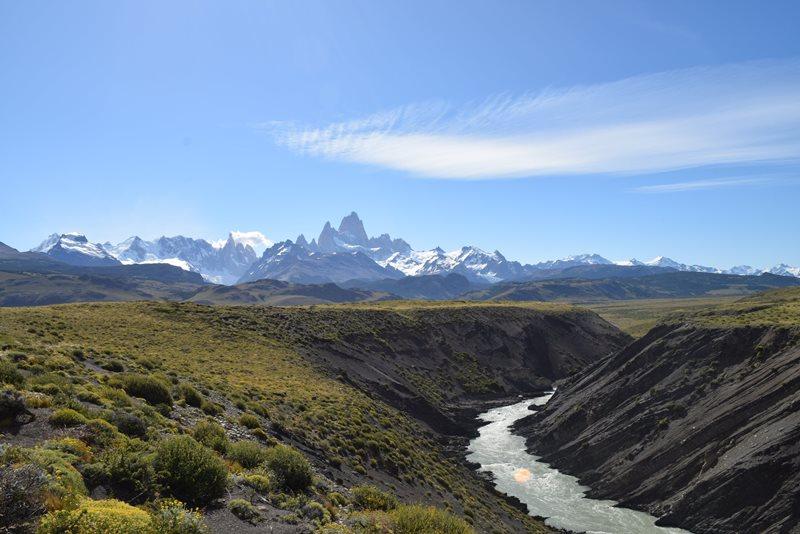 Hiking in Patagonia - Part 1