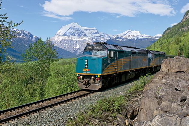 Canada's Best View: 5 Unique Rail Journeys