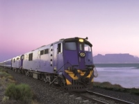 On Board the Blue Train: Travelling in South African Luxury