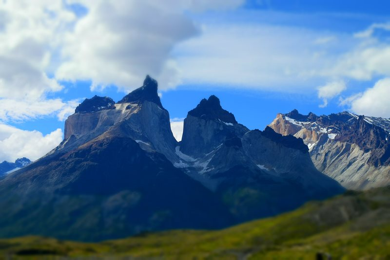 Hiking in Chile's Patagonia