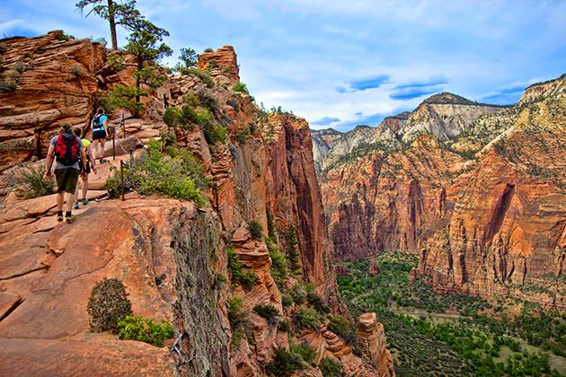 Utah: Land of Canyons