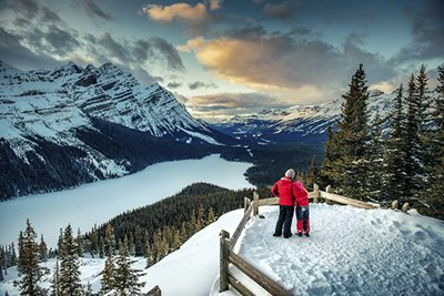 Experience Winter in Canada and Alaska