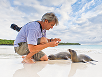 Unforgettable encounters in the Galapagos with Lindblad Expeditions