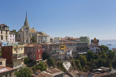 24 Hours in Valparaiso