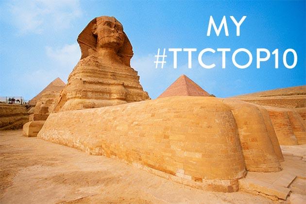 My 2020 #TTCTop10