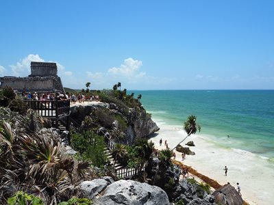 Central America for Honeymooners - Mexico